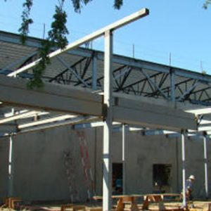 Janssen-Lagorio Gymnasium, UOP College