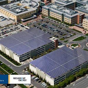 Santa Clara Valley Medical P.G. Solar Photovoltaic