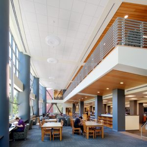 American River College Library Expansion