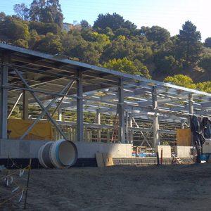 Crystal Springs Pump Station