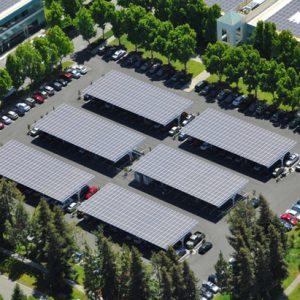 Google Solar Photovoltaic System