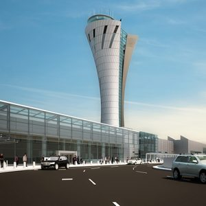 Air Traffic Control Tower – SFO Airport